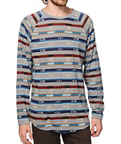 Vans Luzon Baja Long Sleeve Shirt