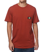 Vans Nathan Fletcher Pocket T-Shirt