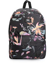 Vans Old Skool Death Bloom 22L Backpack