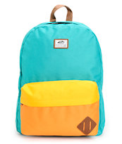 Vans Old Skool II Aqua  Backpack