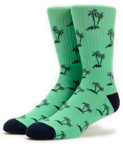 Vans Palm Spearmint Crew Socks