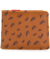Vans Peace Leaf Bifold Wallet