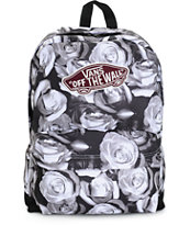 Vans Realm Digi Rose Backpack