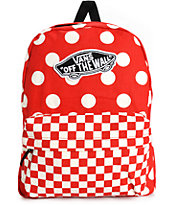Vans Realm Formula One Backpack