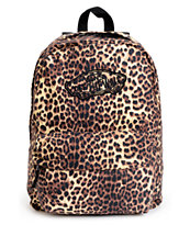 Vans Realm Leopard Print Backpack
