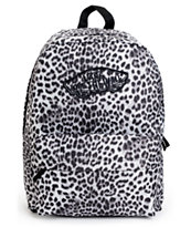 Vans Realm Snow Leopard Backpack