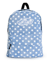 Vans Realm Star Print Backpack