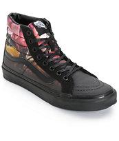 Vans Sk8 Hi Slim Ombre Floral Shoes
