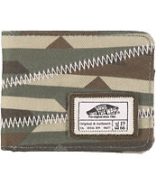 Vans Slasher Native Camo Bifold Wallet