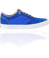 Vans Type II Royal & Pewter Skate Shoe