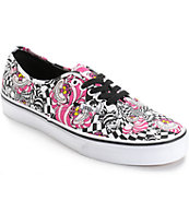 Vans x Alice In Wonderland Authentic Cheshire Cat Skate Shoes (Mens)