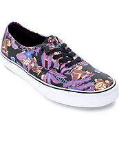 Vans x Nintendo Authentic Donkey Kong Skate Shoes (Mens)