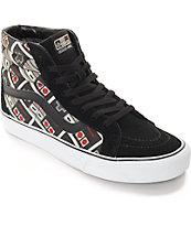 Vans x Nintendo Sk8-Hi Controller Skate Shoes (Mens)