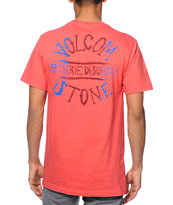 Volcom Bad News Pocket Tee Shirt