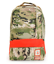 Volcom Basis Slouch Camo Backpack