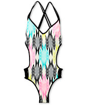 Volcom Beat Street One Piece Swimsuit