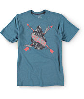 Volcom Boys Arrow Stone T-Shirt