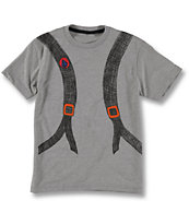 Volcom Boys Backpackin It T-Shirt