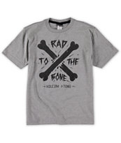 Volcom Boys Bad Stone T-Shirt