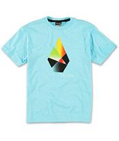Volcom Boys Biselt Stone Blue T-Shirt