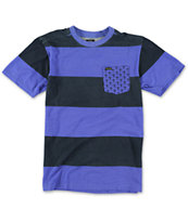 Volcom Boys Deacon Pocket Tee Shirt
