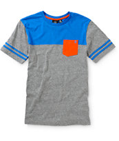 Volcom Boys Denver Pocket T-Shirt