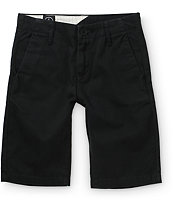 Volcom Boys Faceted Chino Shorts