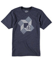 Volcom Boys Geo Number One T-Shirt