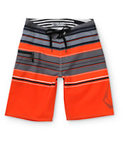Volcom Boys Lido Sabre 17 Board Shorts