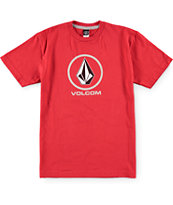 Volcom Boys New Circle T-Shirt