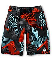 Volcom Boys Overpass St 18.5 Board Shorts