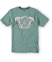 Volcom Boys Stitcher Stone T-Shirt