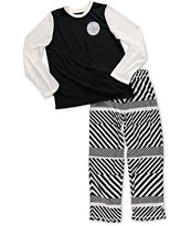 Volcom Boys Striped PJ Set
