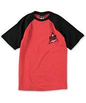 Volcom Boys Tricom Raglan T-Shirt