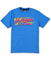 Volcom Boys Volcom Rad Blue Tee Shirt