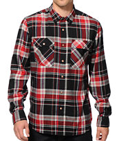 Volcom Breakdown Long Sleeve Button Up Shirt