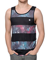 Volcom Cosmic Black Stripe Tank Top
