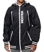 Volcom Elliptical Tech Black 5K Jacket