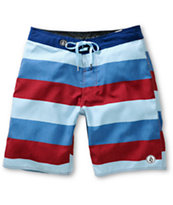 Volcom Even DR Stripe Board Shorts