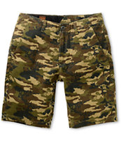 Volcom Faceted Camo Chino Shorts