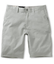 Volcom Frickin Modern Grey Chino Shorts