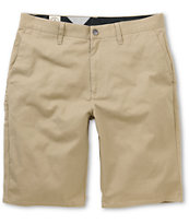 Volcom Frickin Modern Khaki Chino Shorts