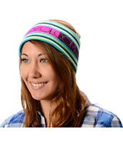 Volcom Girls Split Rev Black Headband