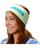 Volcom Girls Split Rev Yellow Headband