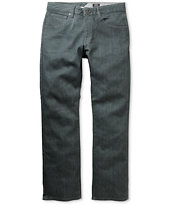 Volcom Kinkade Grey Regular Fit Jeans