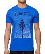 Volcom Krishduh Blue T-Shirt