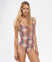 Volcom Last Call One Piece Swimsuit