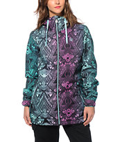 Volcom Magnum Purple Haze 10K Insulated Snowboard Jacket