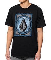 Volcom Moray Black Tee Shirt