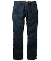 Volcom Nova Indigo Regular Fit Jeans